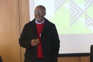 Thomas Mathiba, Chair of the NESPF