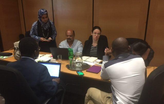 Green Economy Learning Assessment SA
