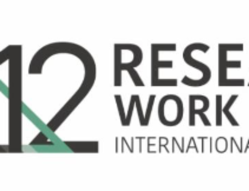 RESEARCHING WORK AND LEARNING 12th INTERNATIONAL CONFERENCE LAUNCH