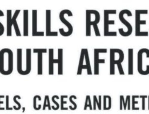 GREEN SKILLS RESEARCH IN SOUTH AFRICA: BOOK LAUNCH